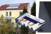Saulės energija, VIessmann, Sildymo sprendimai, saulės kolektoriai