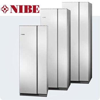 Ištraukiamo oro siurbliai, NIBE, šildymo sprendimai