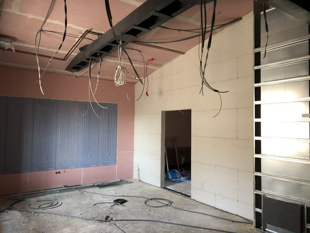 Klinika Clinicus 1000m2 Šildymo sprendimai